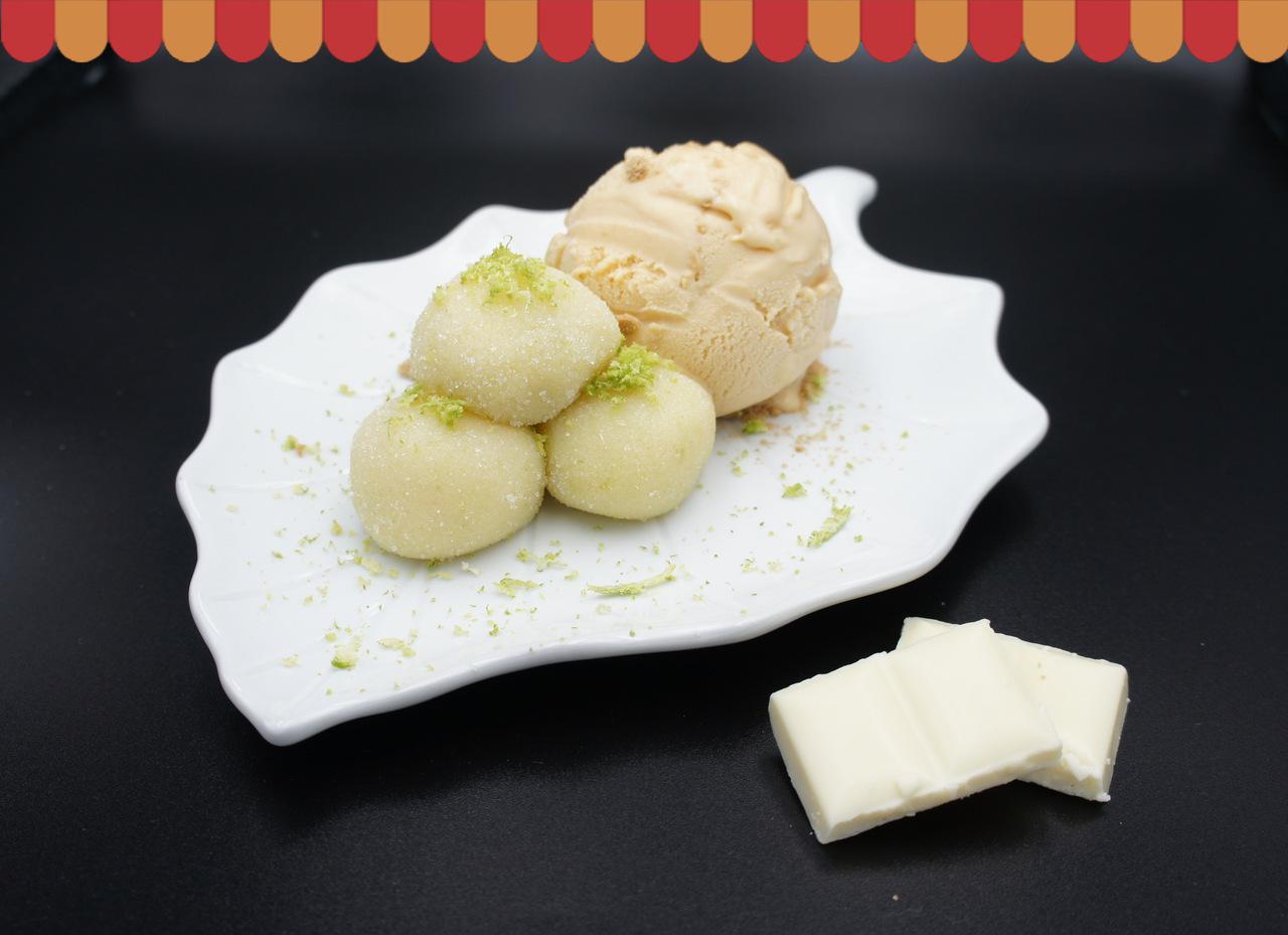 receita de brigadeiro de lima com gelado de bolacha maria